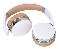 Vivanco Neos White Bluetooth Headphones - 3