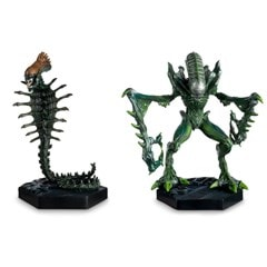 Alien: Snake And Mantis Action Figures - 2