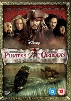 Pirates of the Caribbean: At World's End - 3