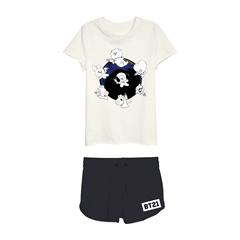 BT21 Space World Pyjama Set (Large) - 1
