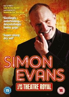 Simon Evans: Live at the Theatre Royal - 1
