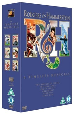 Rodgers and Hammerstein: 6 Timeless Musicals - 2