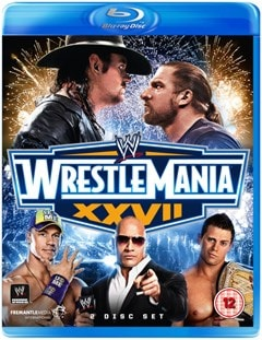 WWE: WrestleMania 27 - 1