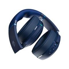Skullcandy Crusher Evo Dark Blue/Green Bluetooth Headphones - 4