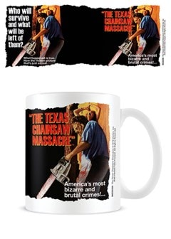 Texas Chainsaw Massacre: Brutal Mug - 1