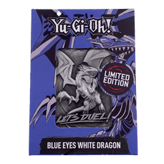 Blue Eyes White Dragon: Yu-Gi-Oh! Metal Collectible - 4