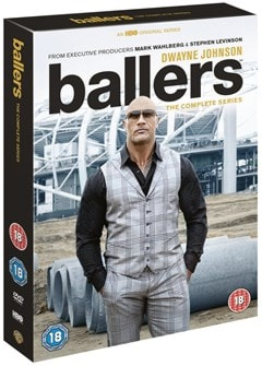 Ballers: The Complete Series - 2