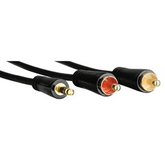 Hama RCA To Aux 1.5m Cable - 3