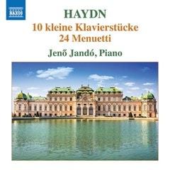 Haydn: 10 Kleine Klavierstucke/24 Menuetti - 1