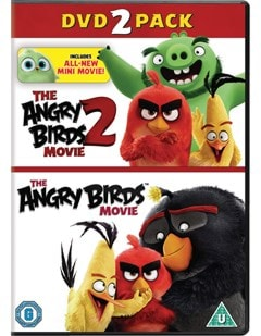 The Angry Birds Movie 1&2 - 1