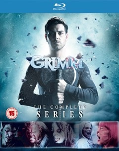 Grimm: The Complete Series - 1