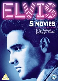 Elvis: 5 Movie Collection - 2