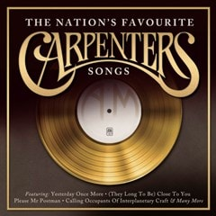The Nation's Favourite Carpenters Songs - 1