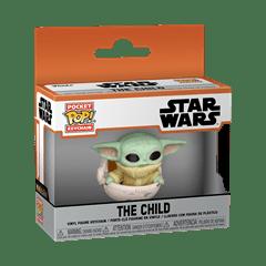 The Child in Pod: The Mandalorian: Star Wars Pop Vinyl Key Chain - 2