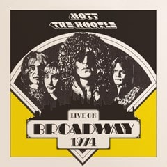 Live On Broadway 1974 - 1