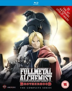 Fullmetal Alchemist Brotherhood: The Complete Series - 1