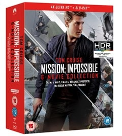 Mission: Impossible - The 6-movie Collection - 2