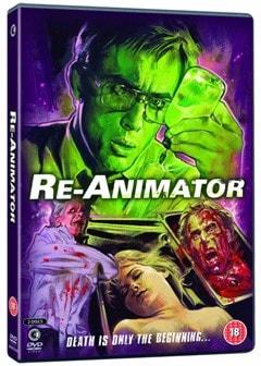 Re-animator - 1