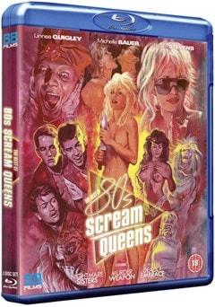 The Best of 80s Scream Queens - 1