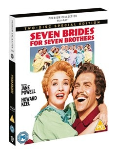 Seven Brides for Seven Brothers (hmv Exclusive) - The Premium Collection - 3