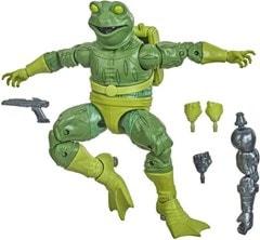 Frog-Man: Hasbro Marvel Legends Action Figure - 7