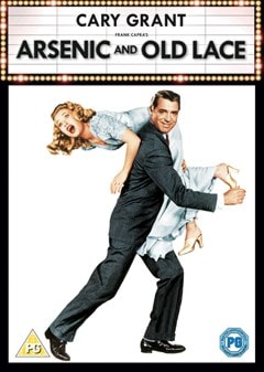 Arsenic and Old Lace - 1