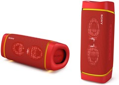 Sony SRSXB33 Red Bluetooth Speaker - 2