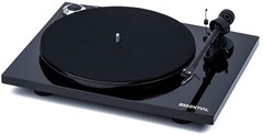 Pro-Ject Essential III BT Black Bluetooth Turntable - 1