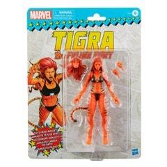 Marvel's Tigra: Hasbro Marvel Legends Series Action Figure - 5