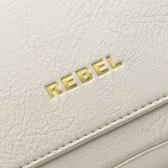 Loungefly X Star Wars White Rebel Handle Crossbody Bag - 7