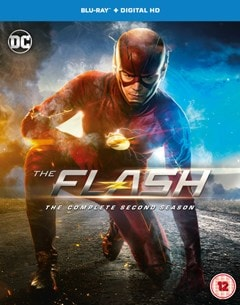 The Flash: The Complete Second Season - 1