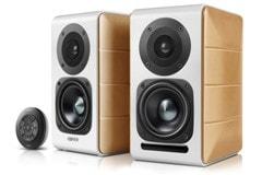 Edifier S880DB White Active Bluetooth Bookshelf Speakers - 1