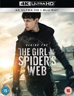 The Girl in the Spider's Web - 1