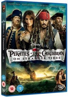 Pirates of the Caribbean: On Stranger Tides - 4