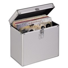 Hama Silver LP Storage Case - 2