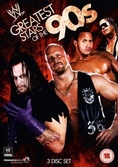 WWE: Greatest Stars of the 90s - 1