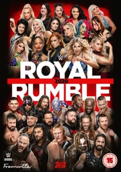 WWE: Royal Rumble 2020 - 1