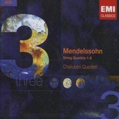 String Quartets Nos. 1 - 6 (Cherubini Quartett) - 1