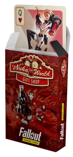 Fallout: Nuka World Playing Cards - 2