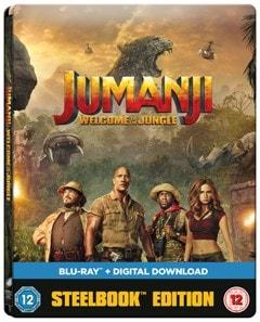Jumanji: Welcome to the Jungle - 2