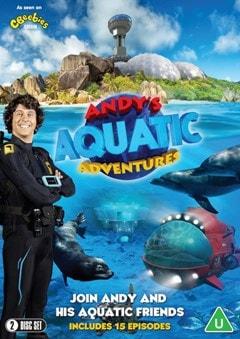 Andy's Aquatic Adventures: Volume 1 - 1