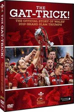Wales Grand Slam 2019: The Gat-trick - 2