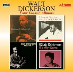 Four Classic Albums: This Is Walt Dickerson/Sense of Direction/Relativity/To My Queen - 1
