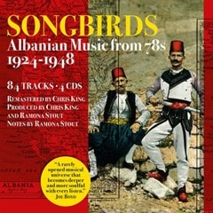 Songbirds: Albanian Music from 78s - 1924-1948 - 1