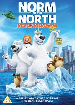 Norm of the North - Keys to the Kingdom - 1