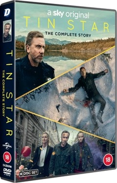 Tin Star: The Complete Collection - Season 1-3 - 2