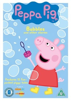 Peppa Pig: Bubbles and Other Stories - 1