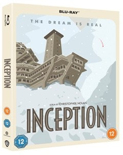 Inception - Travel Poster Edition - 3