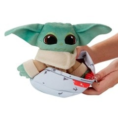 Star Wars: The Child (Grogu Baby Yoda) Hideaway Hover-Pram Plush - 5