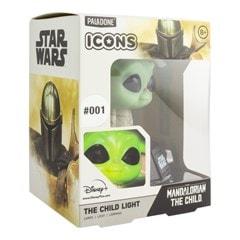 The Child: The Mandalorian: Star Wars Icon Light - 6